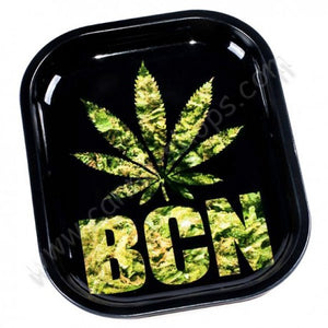 BCN Metal Rolling Tray Small (18x14cm) - rollit-gr