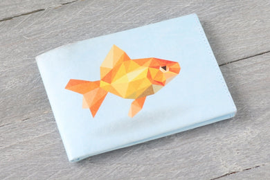 Πορτοφ. Paprcuts Goldfish