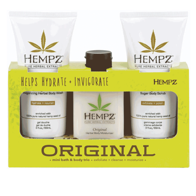 Hempz On the Fly Faves - Original