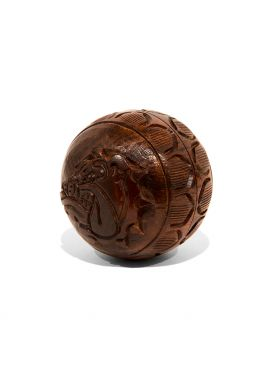 Grinder Wood Bowl The Bulldog Amsterdam - rollit-gr