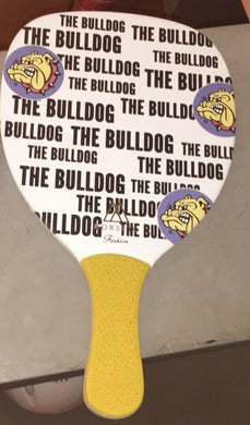 Ρακέτα The Bulldog White