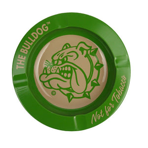 Τασάκι The Bulldog Amsterdam No Tobacco Green