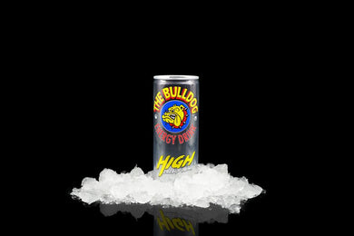 Energy Drink The Bulldog Amsterdam 250ml