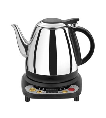 220V Stainless Smart Digital Electric Kettle Electric Water Pot Mugs Temperature Microcomputer Control Keep Warm 1/1.2/1.5L