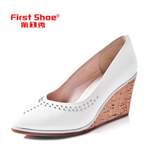 2017 Luxury Designer Princess Wedding Shoes Sexy Lady High Heels Genuine Leather Women Pumps Sapato Feminino Valentine Shoes
