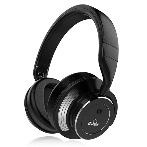 iDeaUSA V200 Active Noise Cancelling ANC Bluetooth Headphone Over Ear HiFi Wireless Headphones with Mic up to 16 Hours Play Time
