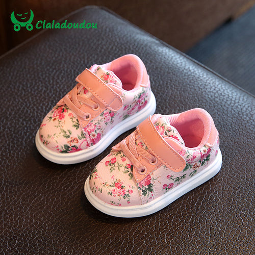 0-3Y Flower Baby Shoes (Newborn, First Walkers, Toddlers)