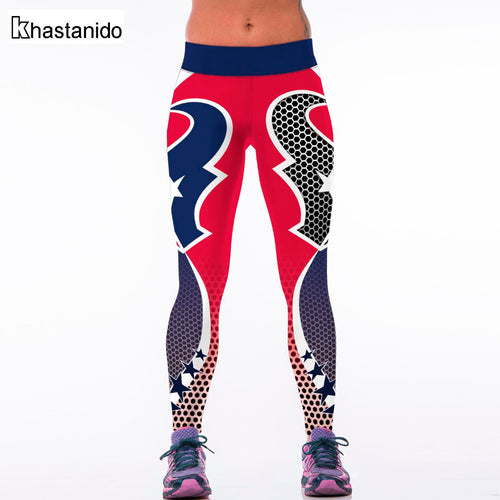 Khastanido 2017 Mesh Legging Letter Digital Print Workout Clothes For Women Casual Fitness Pants Spandex Trousers Punk Clothing