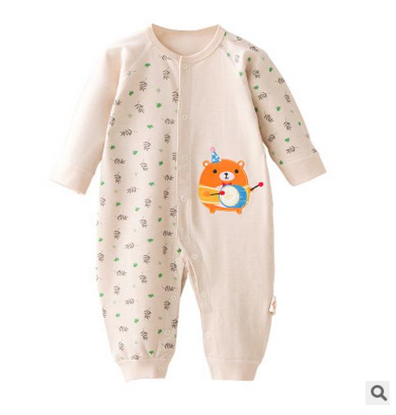 af051882a HH brands Baby clothes long-sleeve newborn Baby Girl Clothes 6 9 12 18  Months Cute cotton Infant Jumpsuit baby boy Clothing