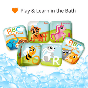 ABC BabyBibi Bath Book