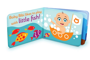 Adventures of Baby Bibi Floating Bath Book