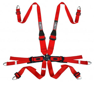 Velo Ultralight HANS Specific Harness. FIA Homologated.