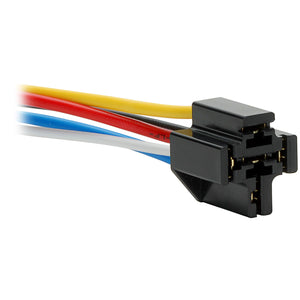 4/5 Pin Wired Relay Holder