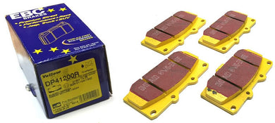 EBC Yellow Stuff Front Brake Pads. DP41200R. Suit Sumitomo Calipers.