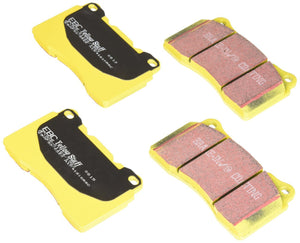 EBC Yellow Stuff Front Brake Pads. DP41210R. Suit Brembo Calipers.