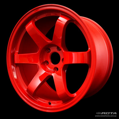 Rota Grid R Deep Red
