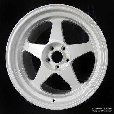 Rota Slipstream R2 White