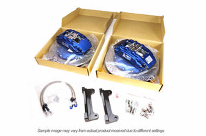 K Sport Subaru FRONT Big Brake Kit - 6 Piston WRX & WRX STi - 330/356mm Rotor