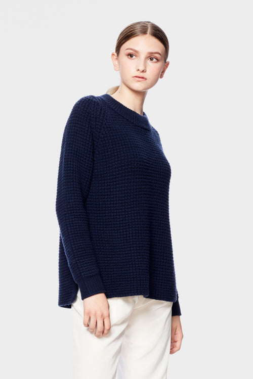 Crew Neck Merino Sweater