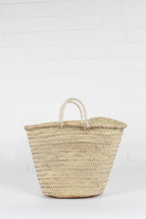 Iconic French Style Basket