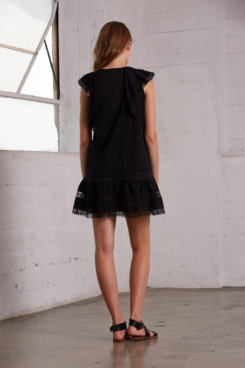 Laurel Dress in Black