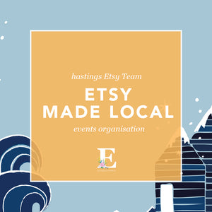 Etsy Made Local - Hastings Team