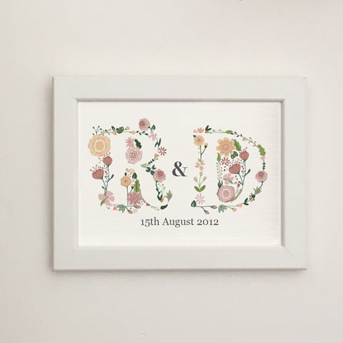 Meadow Lights Anniversary Print