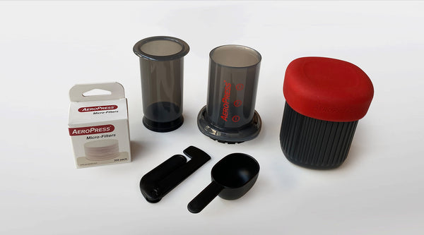 AeroPress® Go Compact Coffee Brewer