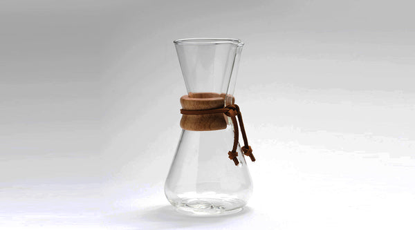 Chemex Pourover Coffee Brewer