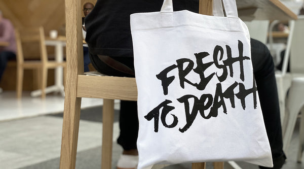 Fresh to Death Tote
