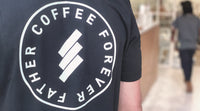 Father Coffee Forever Tee