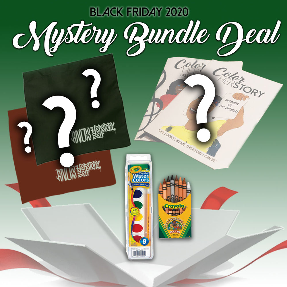 Black Friday Exclusive: Mystery Bundle Deal