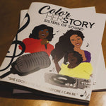 Color Herstory Coloring Book: Sisters of Sound