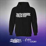 "East Three x CH: Hoodie ""Know Herstory Self"""