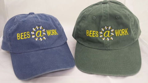 Bees @ Work Hats