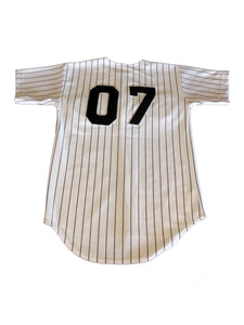 Power Pinstripe Jersey - LOTTAWORLDWIDE