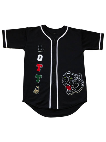 Protect & Provide Panther Jersey - LOTTAWORLDWIDE