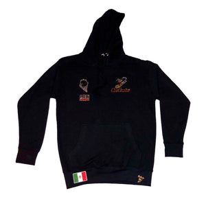 Casa Sanchez X LOTTAWORLDWIDE Pull Over Hoodie (Limited Edition) - LOTTAWORLDWIDE