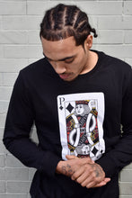 Load image into Gallery viewer, Life's a Gamble Long Sleeve Tee - LOTTAWORLDWIDE