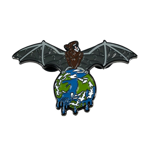 Hidden Struggle Lapel Pin