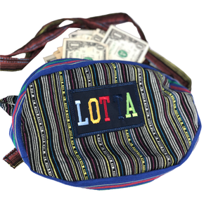 DREAM$ CROSS BAG / FANNY PACK - LOTTAWORLDWIDE
