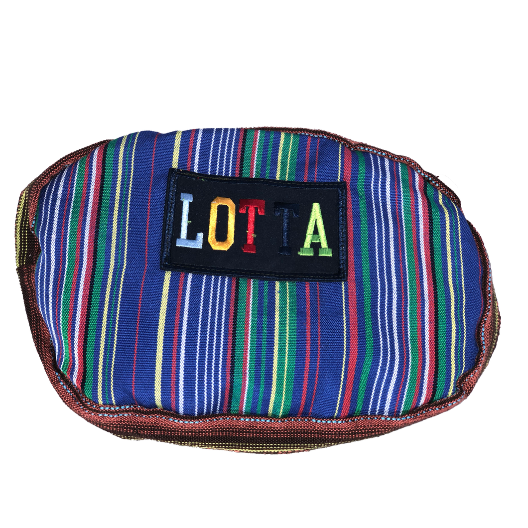 INDIGENOUS CROSS BAG / FANNY PACK - LOTTAWORLDWIDE
