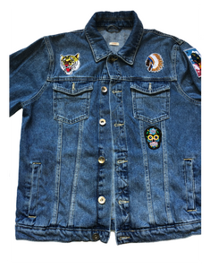 Melting Pot Trucker denim jacket. Awesome classic trucker jacket. Very good condition.