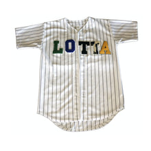 Load image into Gallery viewer, Power Pinstripe Jersey - LOTTAWORLDWIDE