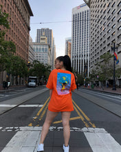 Load image into Gallery viewer, La Lucha Orange Tee - LOTTAWORLDWIDE