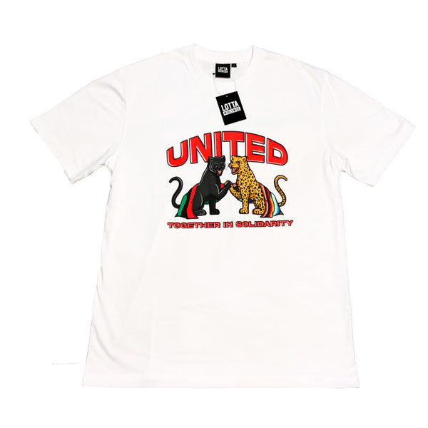 United We Stand Together T-Shirt - LOTTAWORLDWIDE