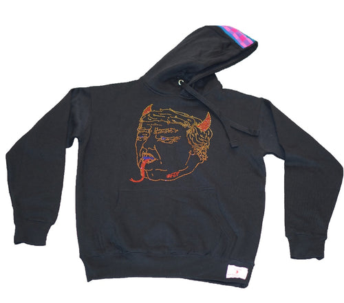 FDT - Devil In Disguise - Hoodie - LOTTAWORLDWIDE