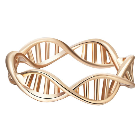 Science Jewellery - DNA Ring