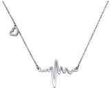 Heartbeat Necklace Special Discount