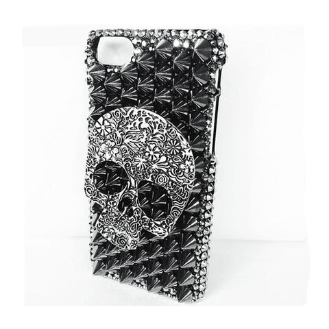 Exotic Skull Case for iPhone Series